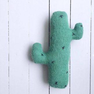 DIYknitting, cactus