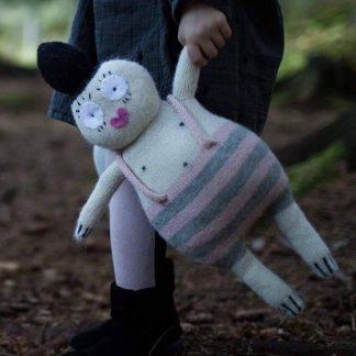kidsdesign scandinavian nursery handmade doll