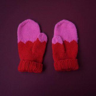 knitting pattern women mittens