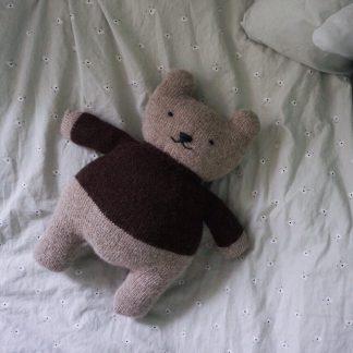 knitting pattern kids toy