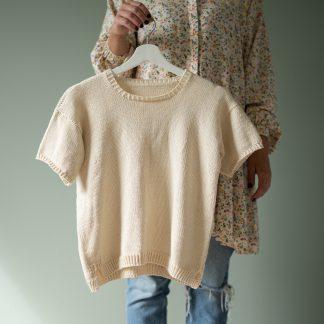knitting pattern tshirt