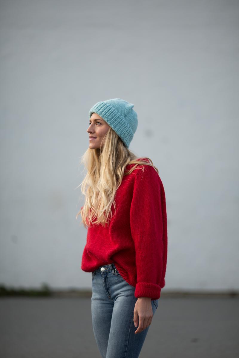 knitting pattern sweater cardigan