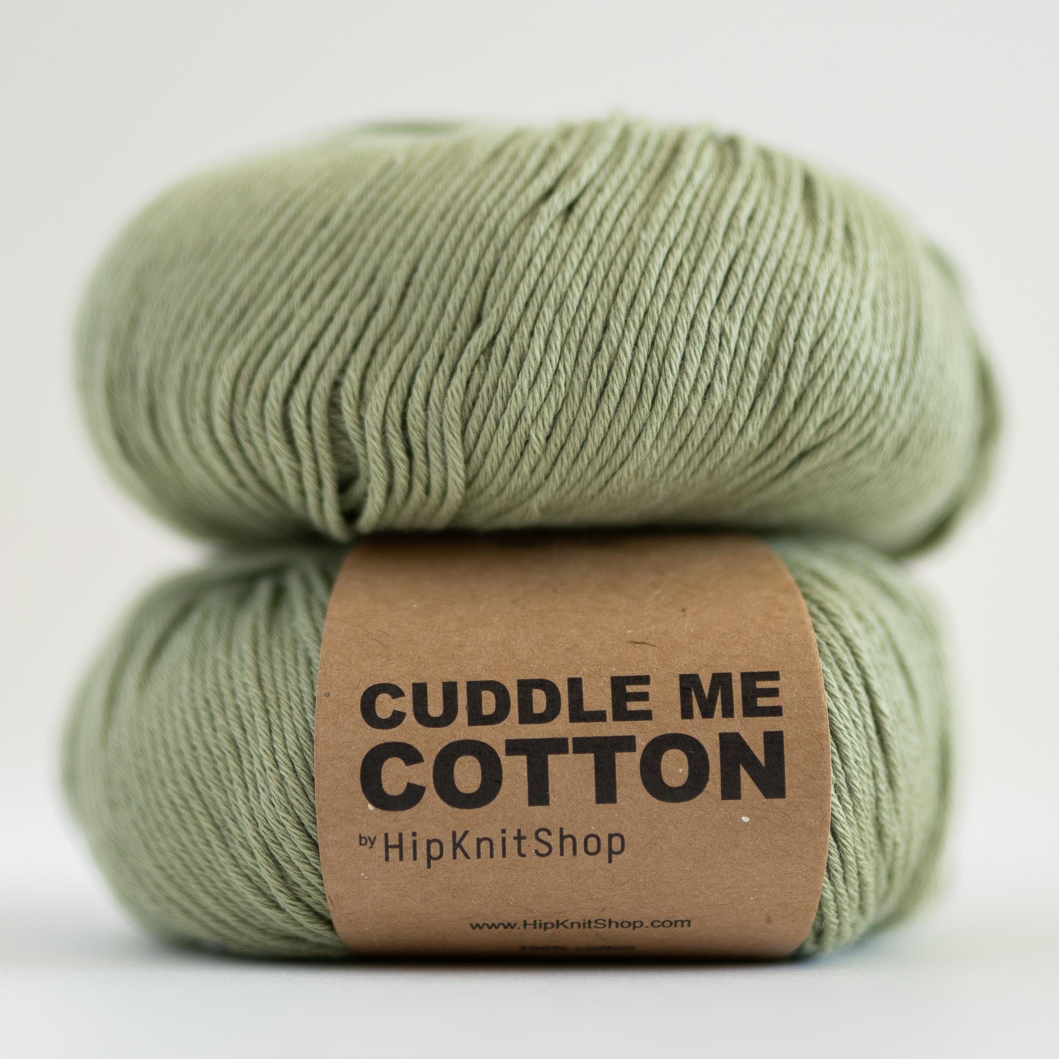 cotton yarn needlesize 4 mm