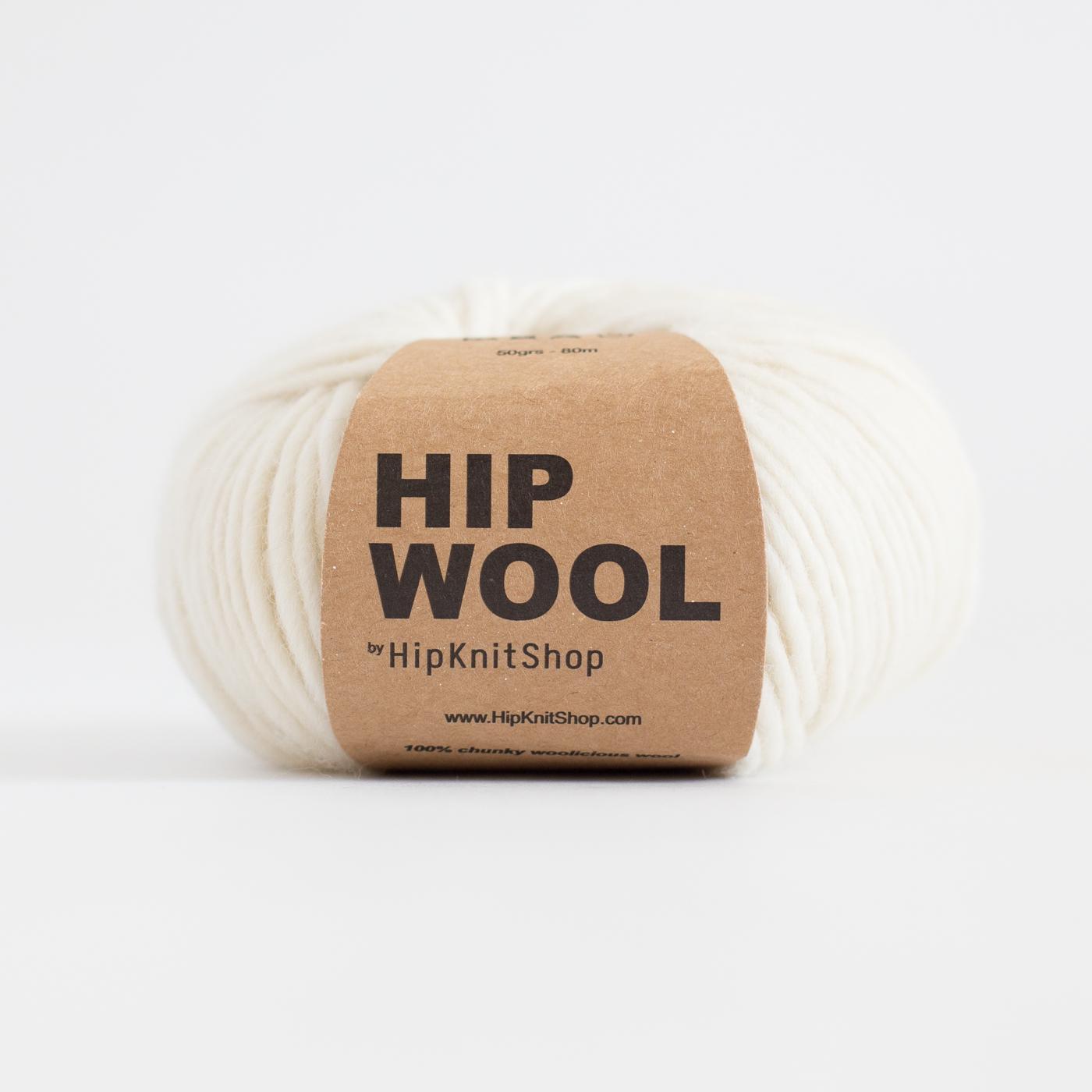 natural white wool yarn shop