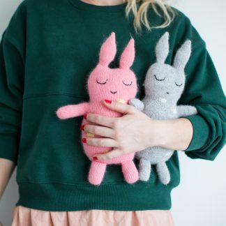 knitting pattern bunny stuffes animal