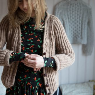 knitting kit women
