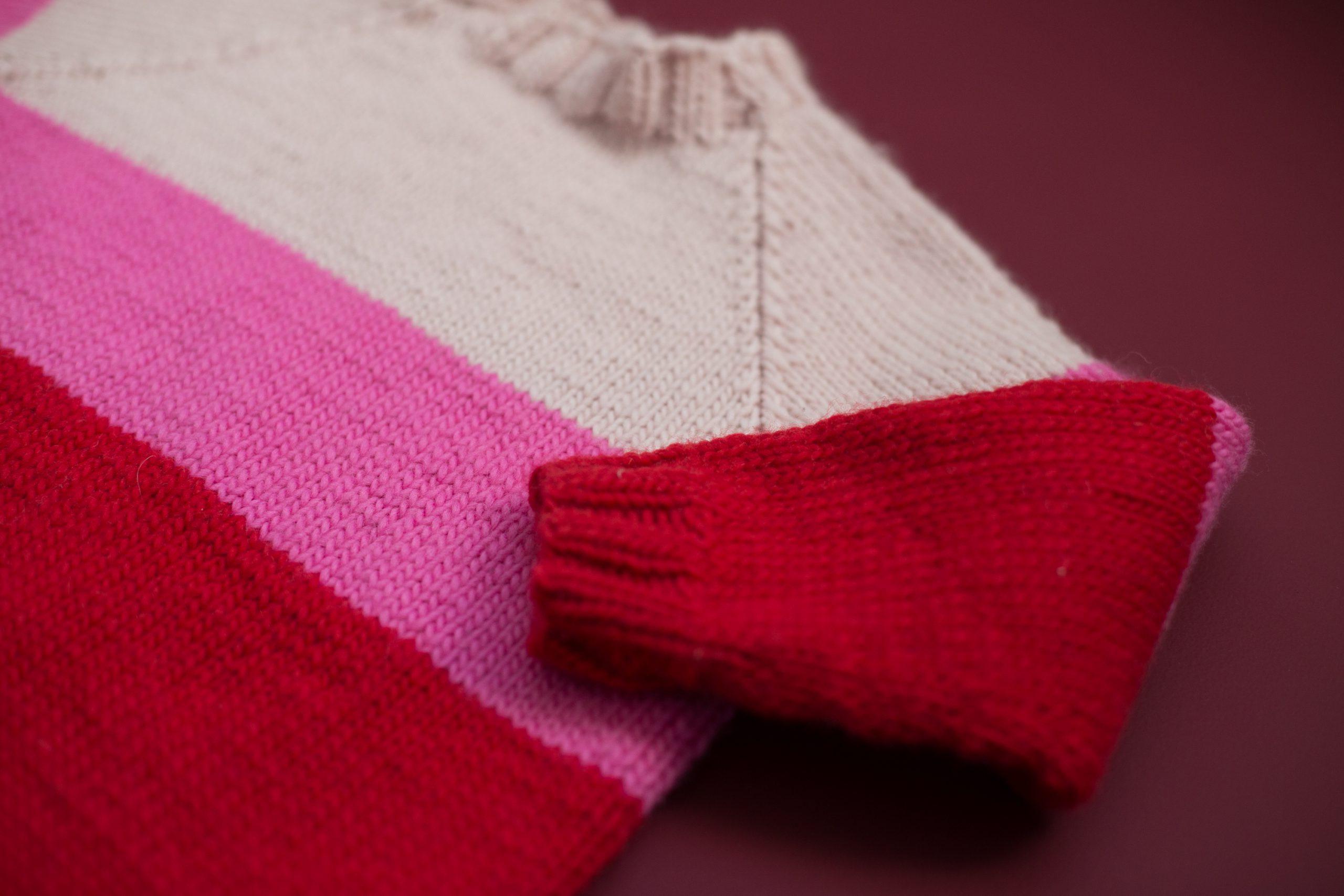 knitting pattern kids raglan sleeves
