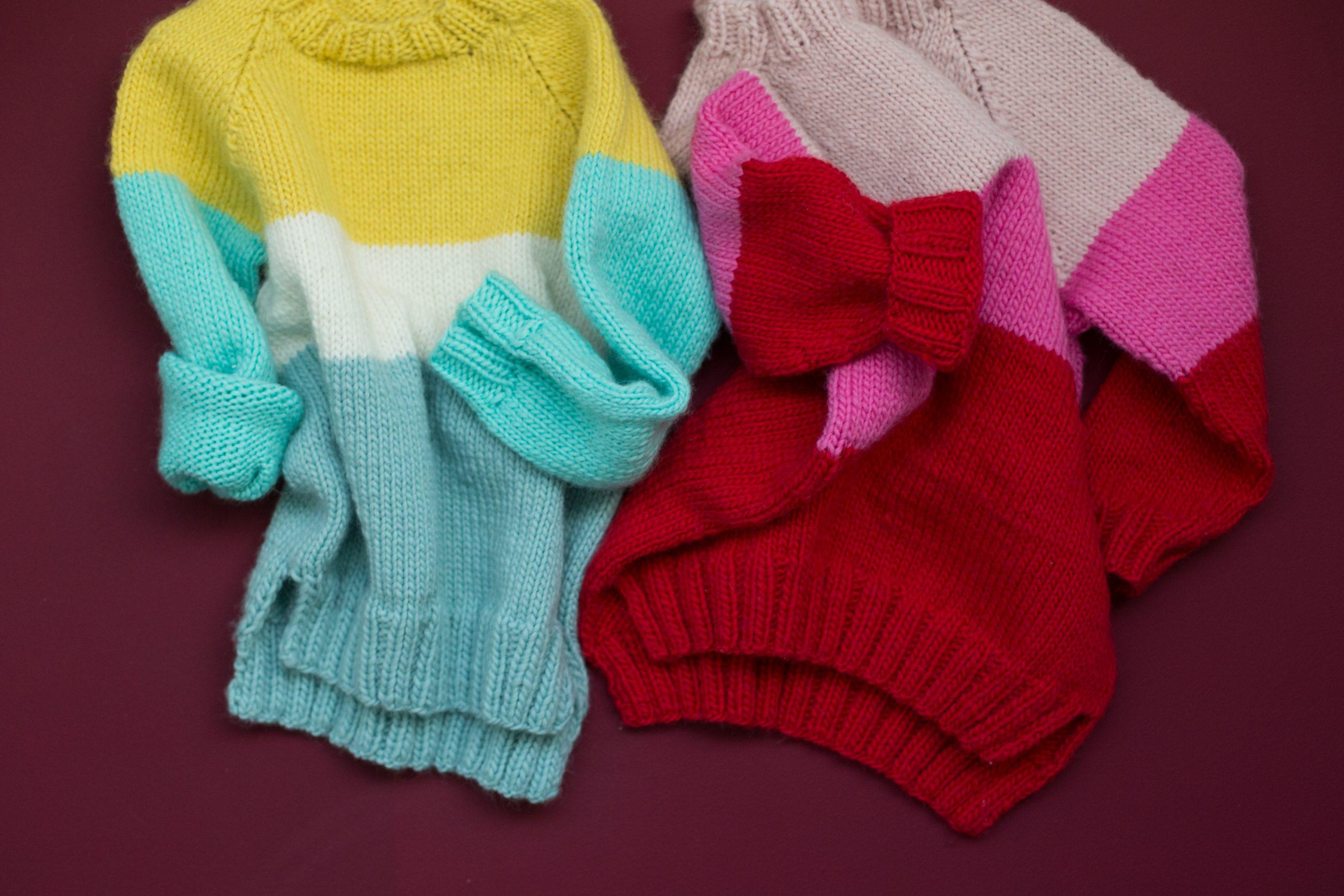 knitting pattern kids