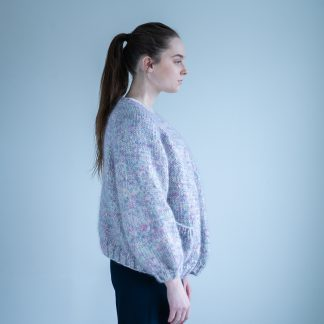 womens knitted jacket pattern