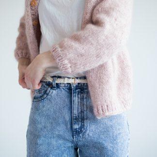 knitting pattern frills