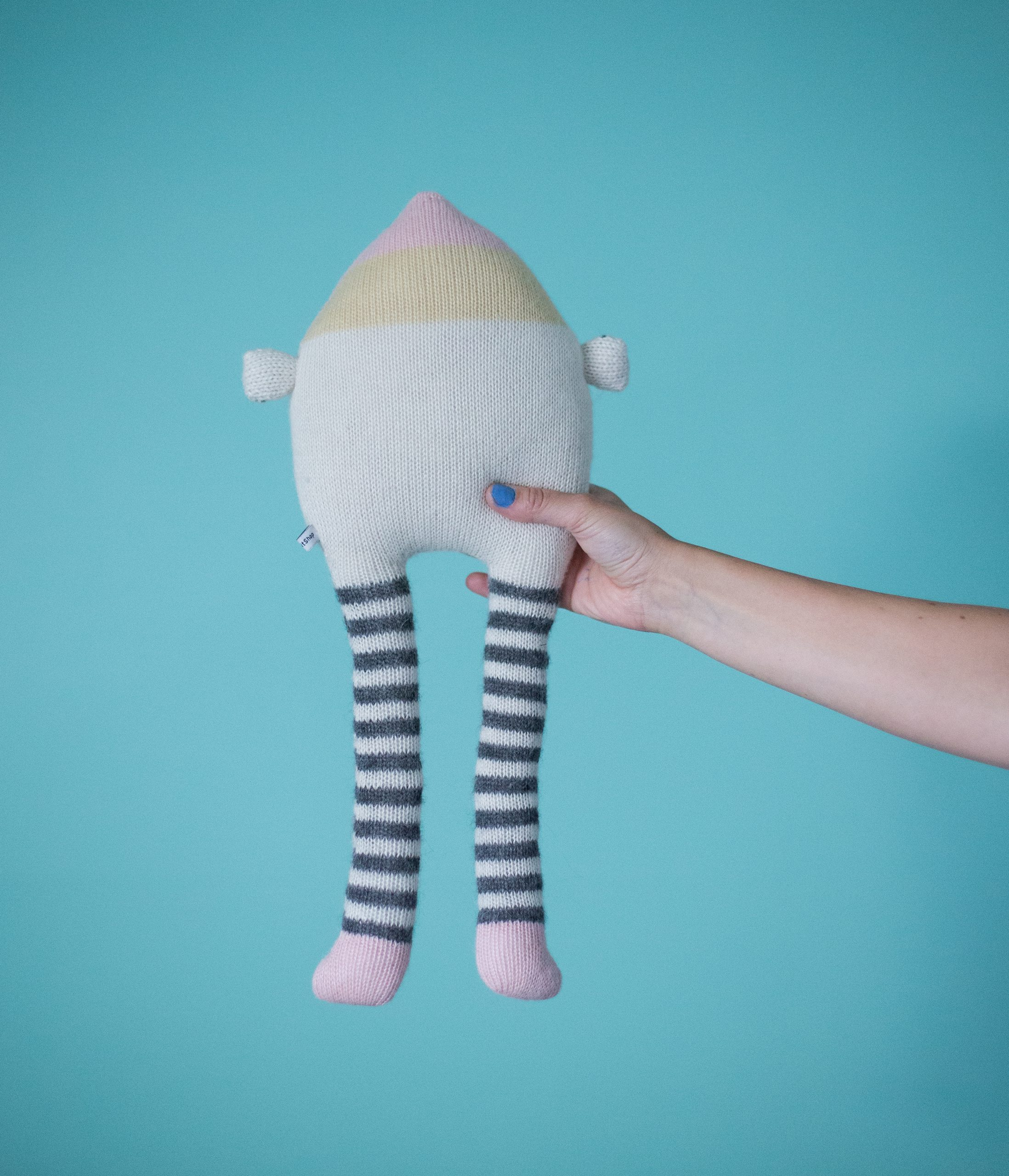 knitted toy soft