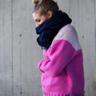 womens knitwear / knitting patters lola sweater