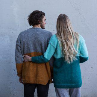 knitting pattern mens cardigan sweater