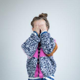 knitted cardigan jacket kids