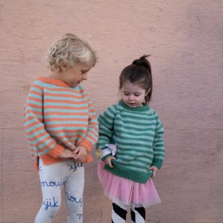 colorful knitkids