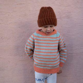 knittingpattern stripes kids