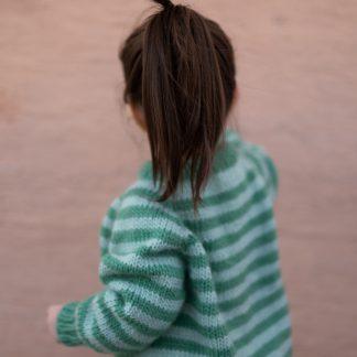 enkel strikk til barn