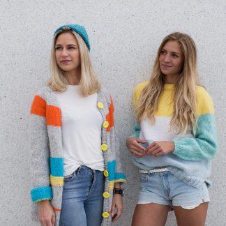 knitting pattern women cardigan