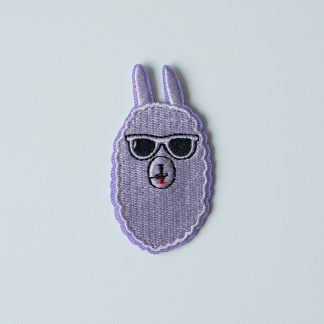 cool embroidery patch knitting