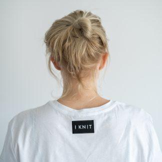 knit label