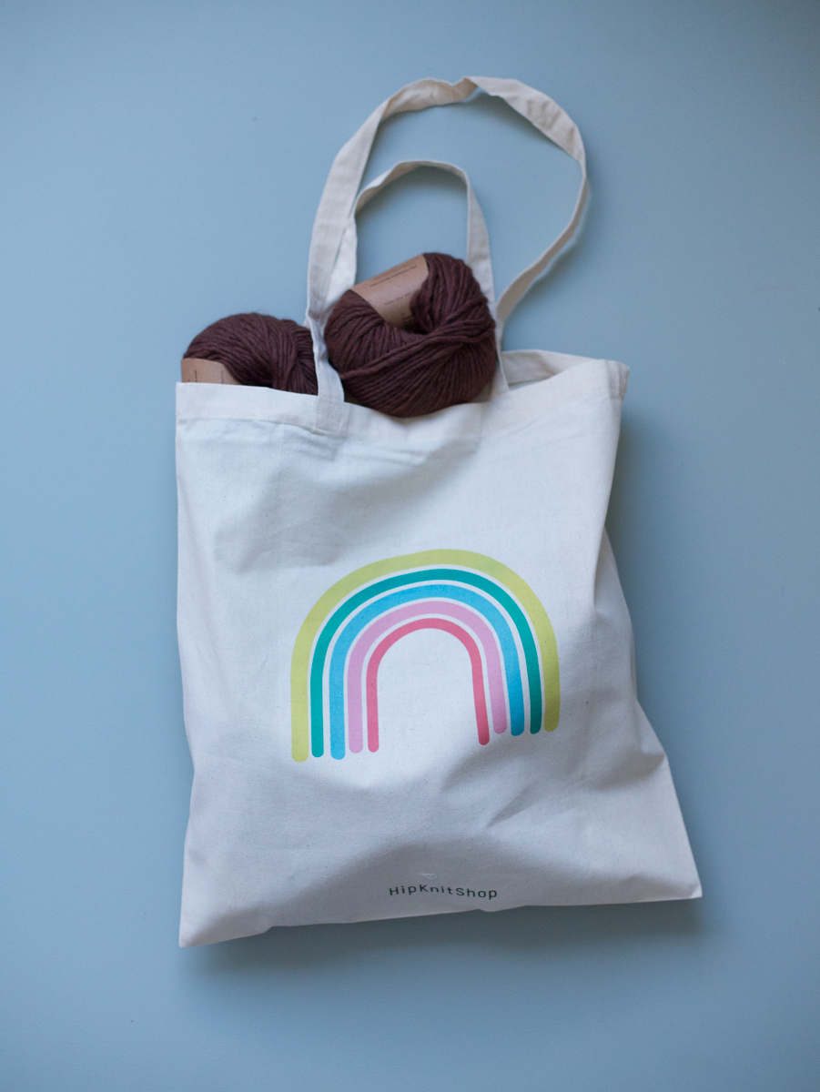 Totebag recycled cotton