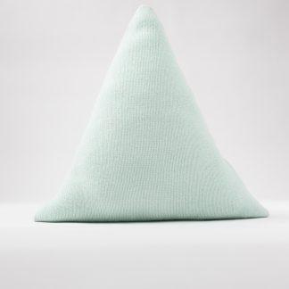 cozy soft pillow mint