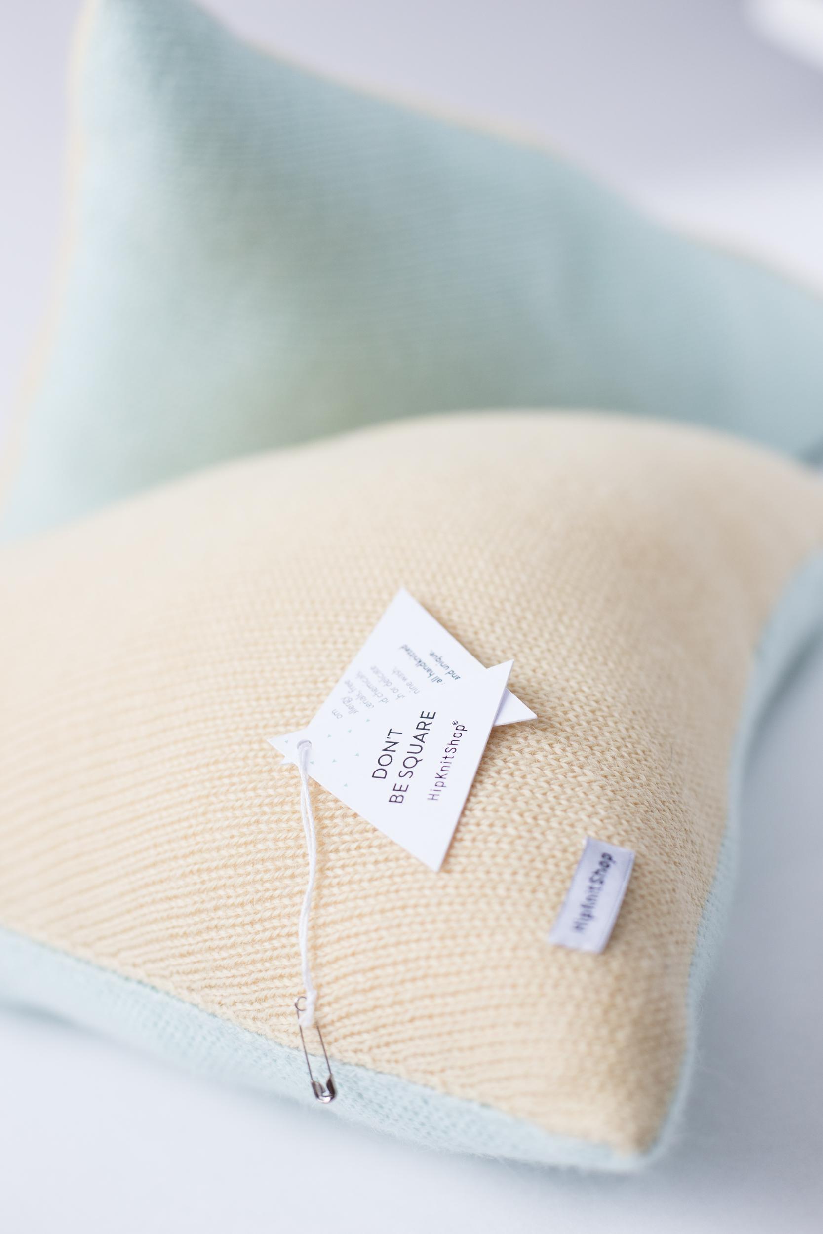cushion / pillow mint