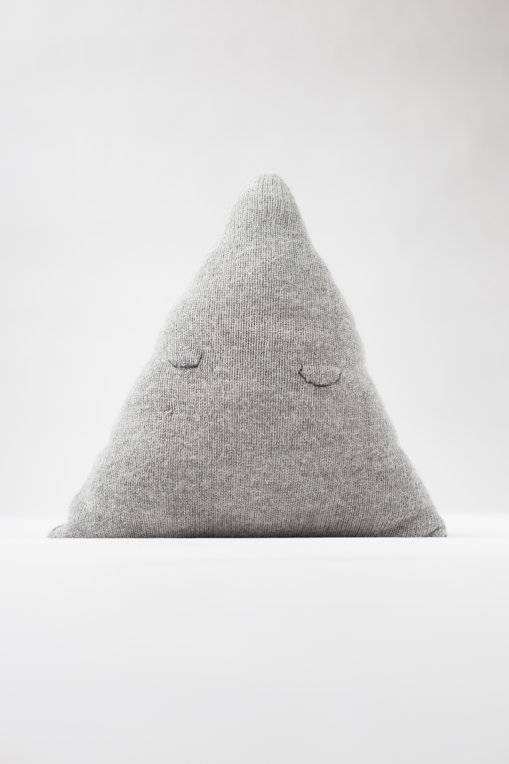 soft wool pillow