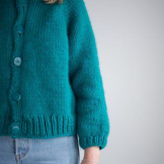 knitting pattern jacket women