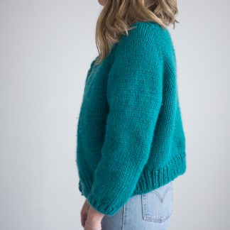 ladies knitted jacket knitting pattern