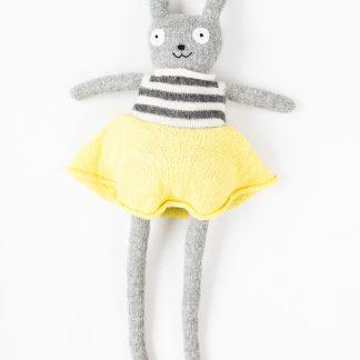 knitting pattern bunny big