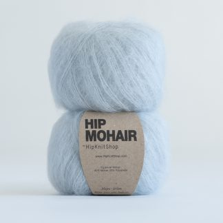 thin mohair yarn
